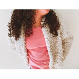 Little Girls Teddy Coat | Yeti Jacket • NWT 💕